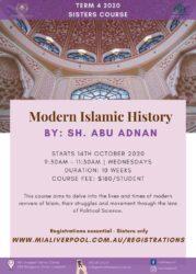 MIA Islamic College Sisters - with Sh. Abu Adnan @ MIA Liverpool Islamic Centre