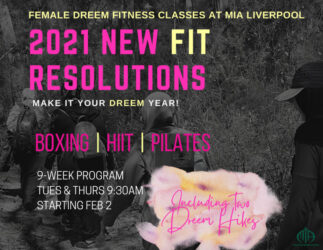 2021 Dreem Fit Resolutions @ MIA Liverpool Islamic Centre