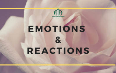 Emotions and Reactions